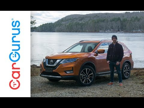 2018 Nissan Rogue Cargurus Test Drive Review Youtube