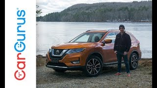 2018 Nissan Rogue | CarGurus Test Drive Review