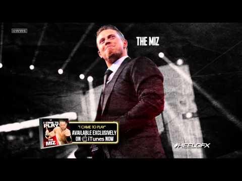 2013: The Miz 5th WWE Theme Song -