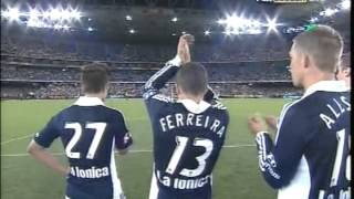 2011 (December 6) Melbourne Victory (Australia) 2 -Los Angeles Galaxy (USA) 2 (Friendly)