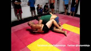 Tatami Dojo - Sparring Submission Wrestling
