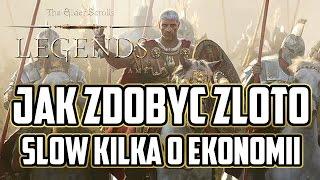 The Elder Scrolls Legends poradnik - Jak zdobyć złoto - słów kilka o ekonomii gry