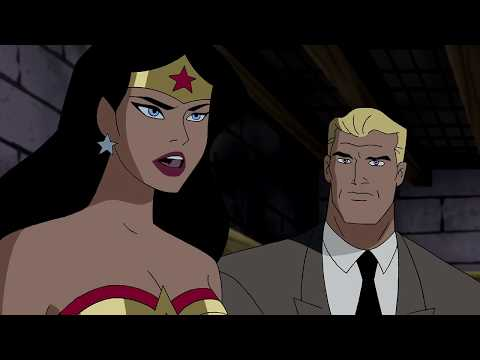 Wonder Woman Steve Trevor kiss
