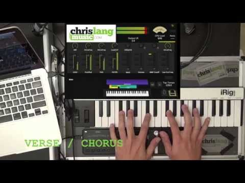 This Is Living - Hillsong Y&F MainStage Omnisphere patch keyboard