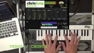 This Is Living - Hillsong Y&F MainStage Omnisphere patch keyboard Mp3