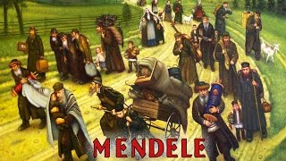 Mendele (A Yiddish song with subtitles, excerpt)