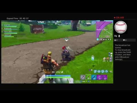 Road to Victory's (FORTNITE )