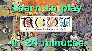 Learn to Play R๐ot in 24 Minutes (with updated rules)