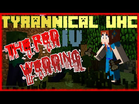 Tyrannical UHC 4 - The Red Wedding #4 - We Can Probably Take Them...