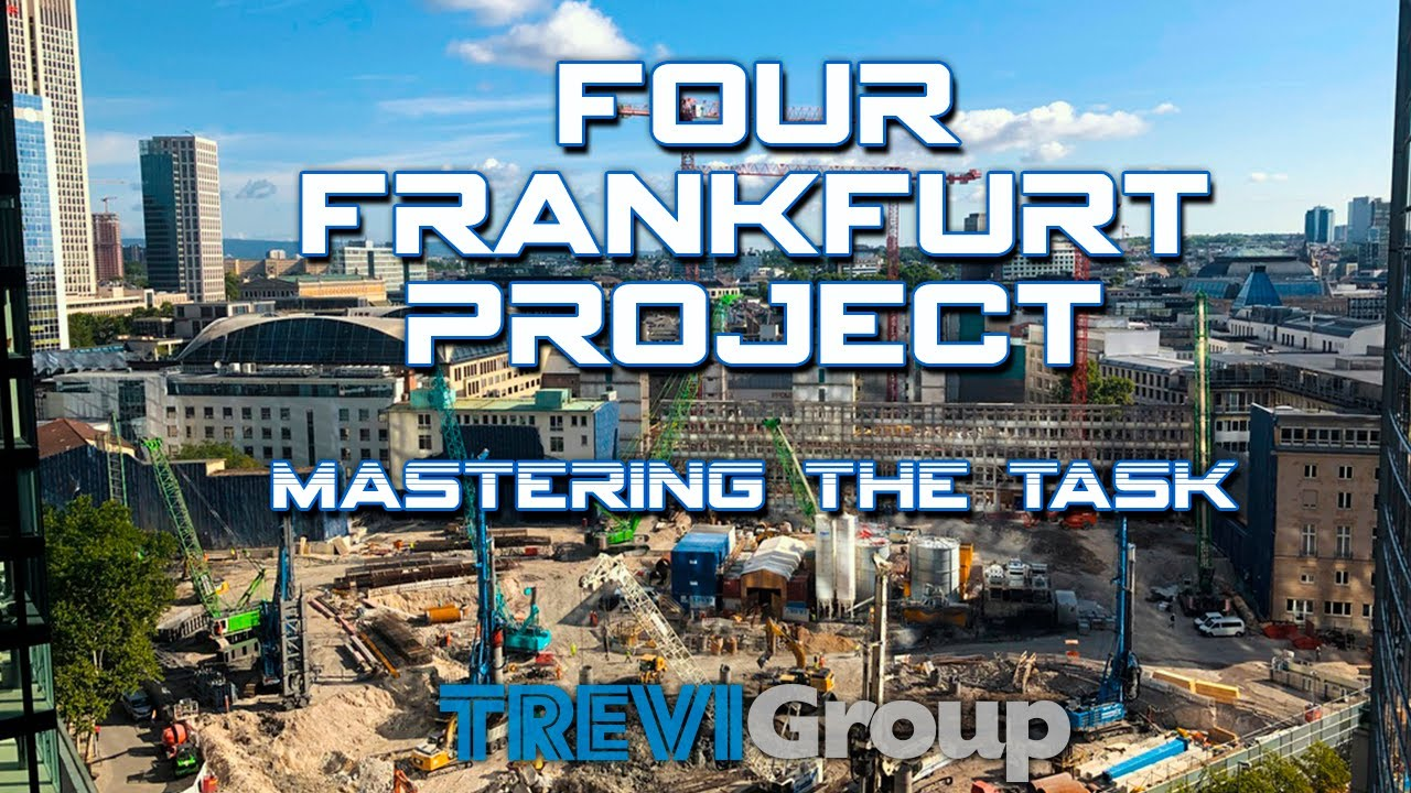 FOUR Frankfurt Project - Mastering the task