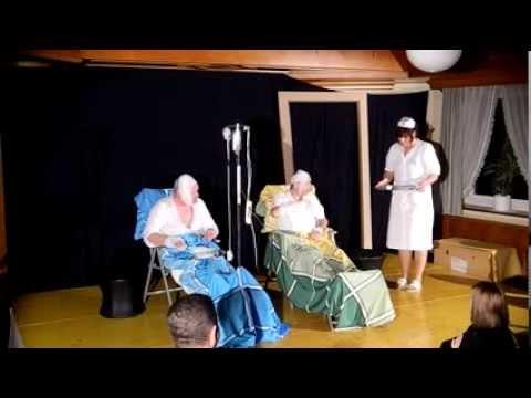 Patientenwünsche - Theatergruppe fix&fertig Mank