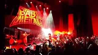 Babymetal megitsune mexico city
