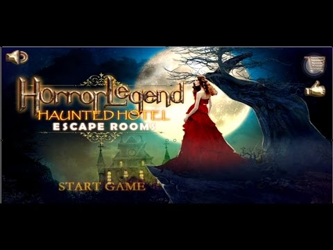 Horror Legend Haunted Hotel Game Play Walk through to End