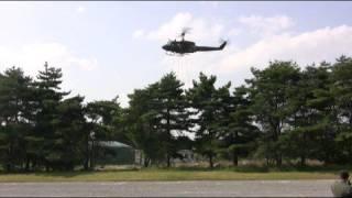 陸自 中央即応連隊 模擬戦闘 JGSDF battle exhibition