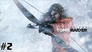 [LIVE] Rise Of The Tomb Raider (DUBLADO) - Gameplay #2