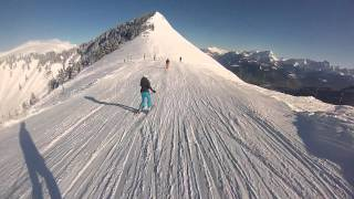 Skiing in Switzerland - GoPro Hero 3 - Skiing in Switzerland