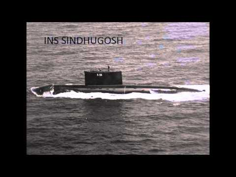 LIST OF INDIAN NAVY SUBMARINES