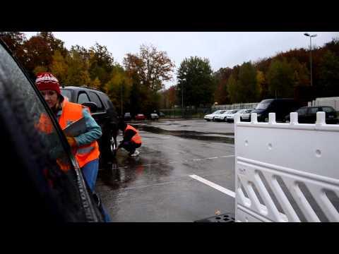 FMWR employee Jana Goode   winter safety checks