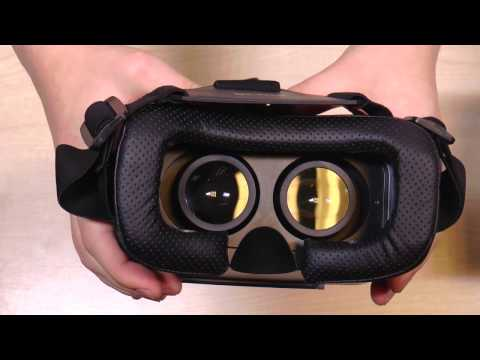 "Virtual worlds with virtual reality glasses ""ACME VRB01 Virtual reality glasses"""