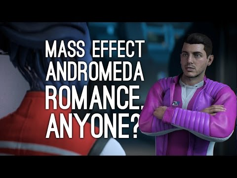 Let's Play Mass Effect Andromeda: ROMANCE, ANYONE? (Mass Effect Andromeda Gameplay) Ep. 5