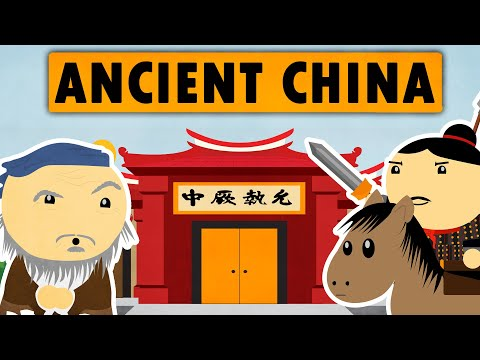 History Of Ancient China | Dynasties, Confucius, And The First Emperor