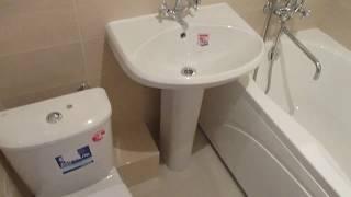 видео Дизайн совмещенного санузла 5 кв м(Фото): интерьер, оформление, планировка