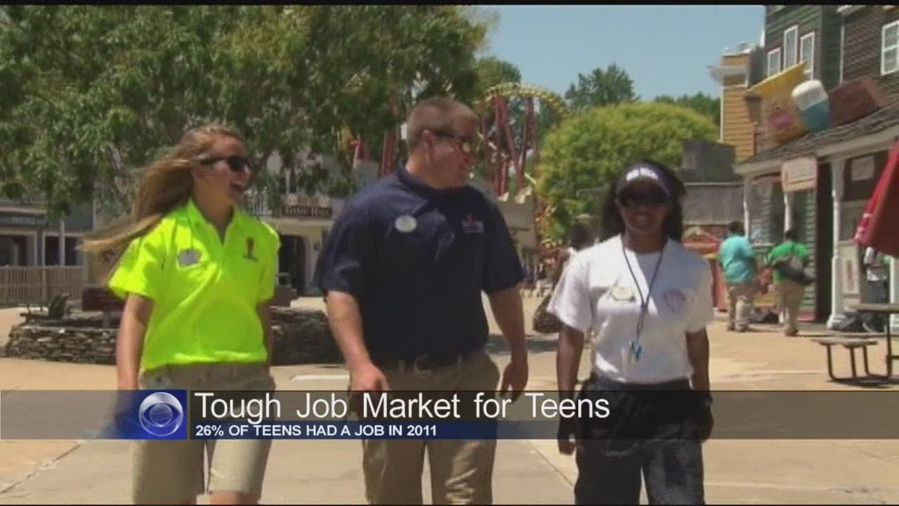 Market Teen Job 72