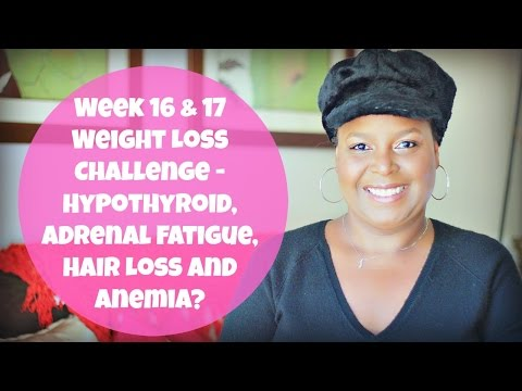 Week 16 & 17 - Hypothyroid, Adrenal Fatigue, Hair Loss and Anemia? | By: What Chelsea Eats