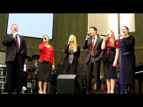 The Collingsworth Family - I Wish It Could Be Christmas Forever