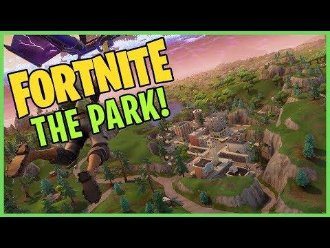 FORTNITE: The Theme Park! Park Spotlight 135 #PlanetCoaster