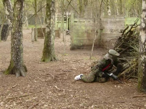 Paintball In Holland