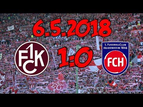 1. FC Kaiserslautern 1:0 1. FC Heidenheim - 6.5.2018 - Ein Sieg für die Moral!