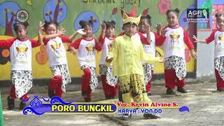 Poro Bungkil lagu anak TK sejo laciba  (Kevin Alvino) IGTKI Banyuwangi