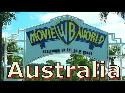 Paradise Country, Wet'n'Wild, Movie World. Gold Coast Australia