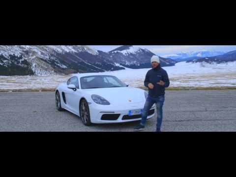 Porsche 718 Cayman - Test Drive
