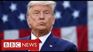 Donald Trump impeached for inciting insurrection - BBC News