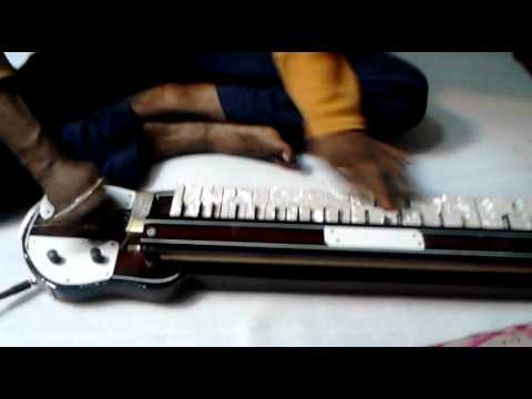 Vande Mataram Instrumental on Bulbul Tarang By (Nadeem Khan)
