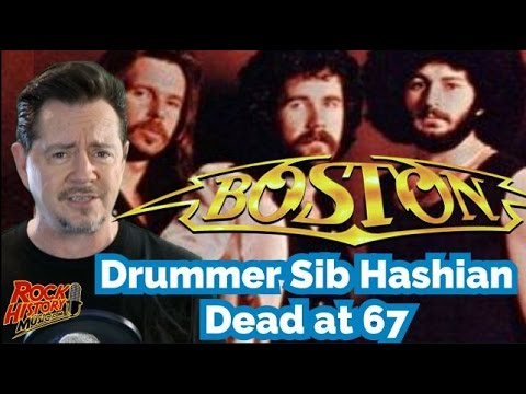 Boston Drummer Sib Hashian Dead at 67 After Collapsing On Cruise Ship Stage
