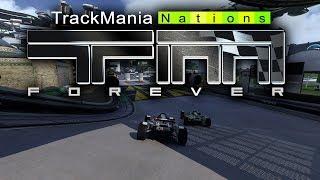 Historia z płatkami   TrackMania Nations Forever #2