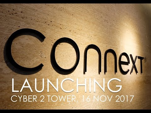 Connext Coworking Space Jakarta Launching.