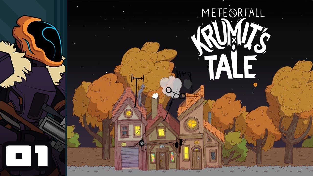 Let S Play Meteorfall Krumit S Tale Pc Gameplay Part 1 It S Misadventure Time Youtube