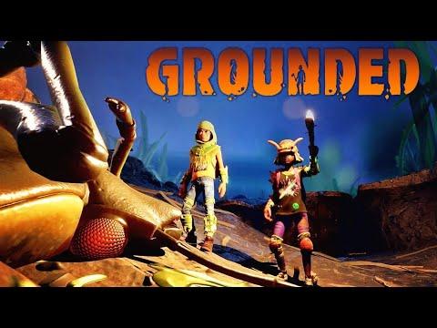 Grounded. #1 Выживание в мире насекомых.