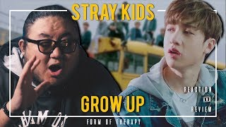 """Producer Reacts to Stray Kids """"Grow Up"""""""