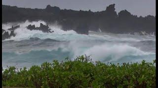 Hurricane Lane, Category 4 storm, barrels toward Hawaii