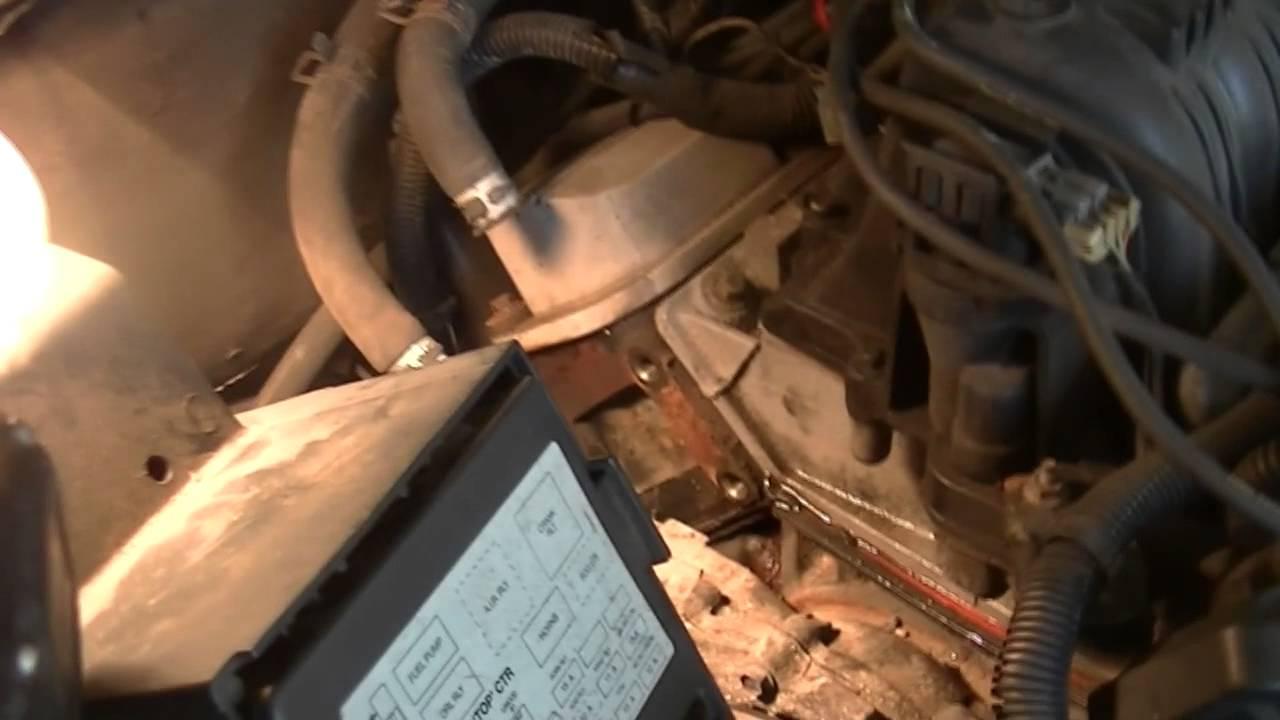 medium resolution of chevy impala coolant leak repair