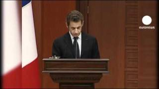 Sarkozy: Türkiye'nin AB üyeliği konusunda başka...