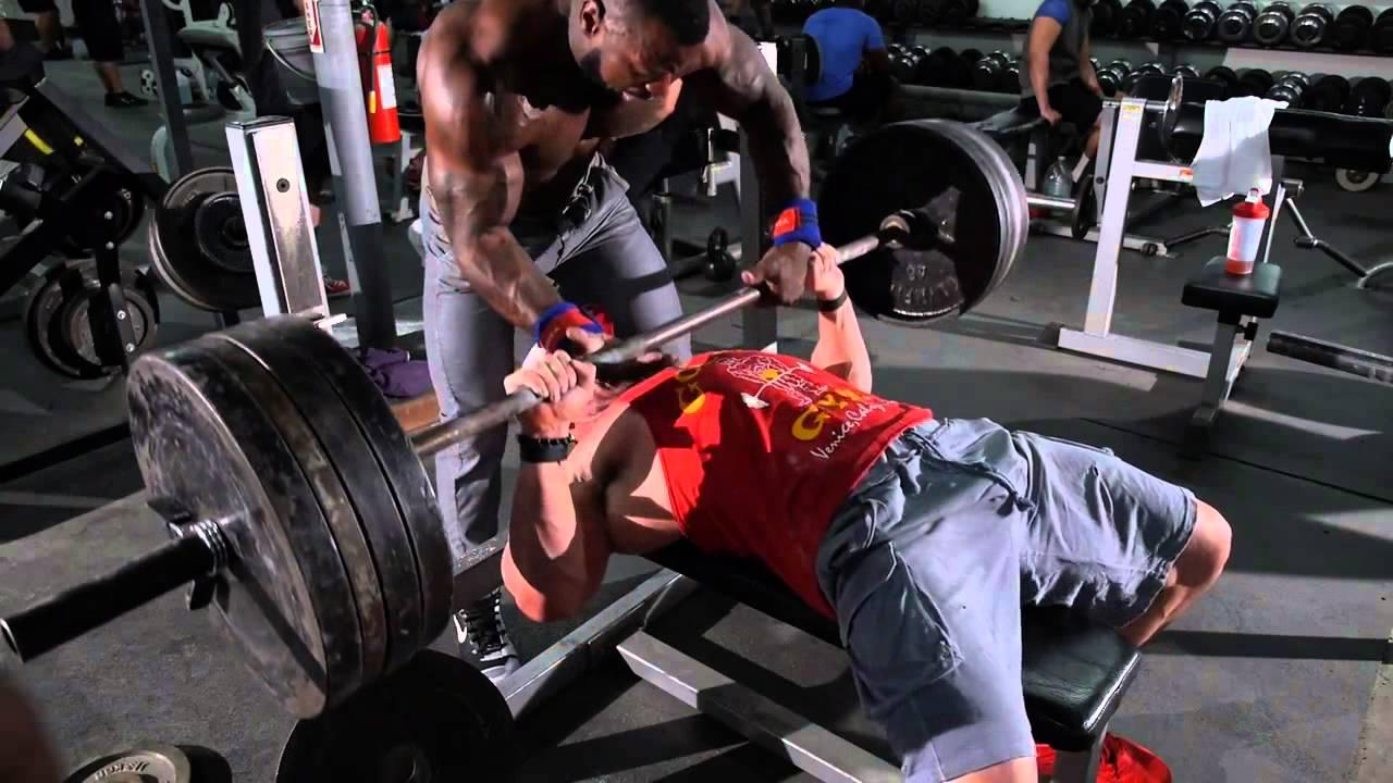 how to get a big ass chest: mike rashid | bradley martyn | big rob
