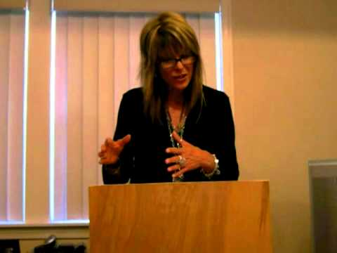 Vicki Abelson's reading  32911 Part 2  &  Sandy Helberg  Women Who Write