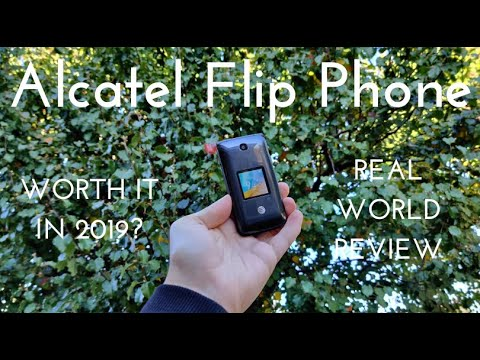 Alcatel Go Flip - Worth It In 2019? (Real World Review)