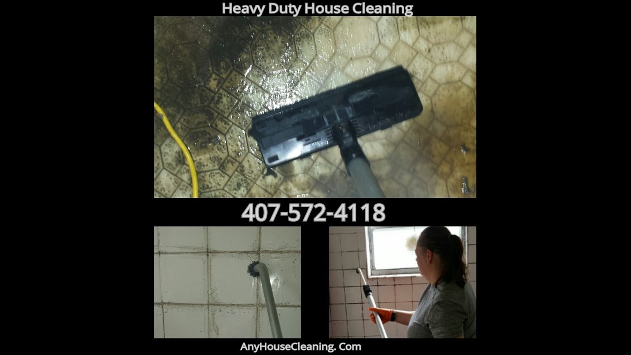 Heavy Duty House Cleaning Hoarderu0027s Bathroom Cleaning. ACTUAL JOB   YouTube
